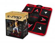 Taneční podložka X-PAD, PROFI Version Dance Pad, PlayDance Edition
