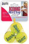 Hračka tenis Air dog Míč malý Kong 3 ks, extra small