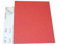 papír brus. na dřevo 145 zr.150, 230x280mm