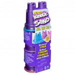 Kinetic sand balení 3 kelímků pastelových barev - VÝPRODEJ
