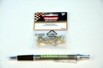 Kartáčky k autodráze Carrera GO!!! kov