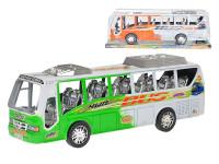 Autobus 37 cm na setrvačník - mix barev