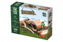 Stavějte z cihel Psí bouda stavebnice Brick Trick