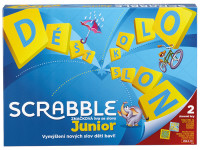 Junior scrabble CZ