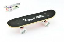 Skateboard dřevo 43x13cm nosnost 50kg - VÝPRODEJ