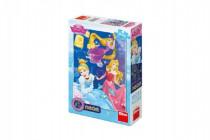 Puzzle Disney Princezny neon 100 XL dílků
