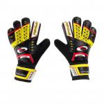 Spokey KEEPER ADULT brankářské rukavice žluté roz. 10