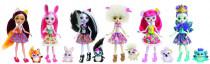 Enchantimals panenka se zvířátkem - mix variant či barev