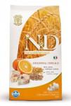 N&D Low Grain Dog Adult Codfish & Orange 2,5 kg