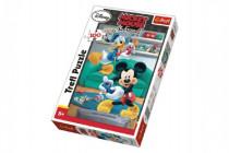 Puzzle Mickey a Donald Disney 100 dílků 27,5x41cm