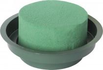 Florex - aranžovací miska zelená - 6 ks