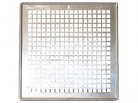mřížka náhradní k průvětrníku 150x150mm Al