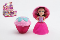 Panenka/Cupcake mini plast 8cm vonící v krabičce 2. série - mix variant či barev
