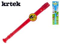 Krtečkova flétna 33 cm - mix barev