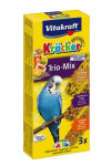 Vitakraft Bird Kräcker Trio Mix budgies 3ks