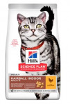 """Hill's Fel. Dry Adult""""HBC for indoor cats""""Chicken 3kg"""