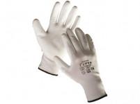 rukavice BUNTING nylon/polyuretan vel. M