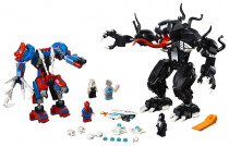 Lego Super Heroes 76115 Spiderman Mech vs. Venom