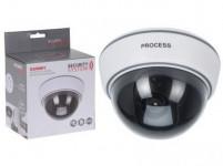 kamera bezpečnostní LED atrapa K