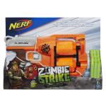 NERF Zombiestrike s 2 bubny