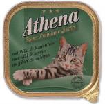 Athena cat van. paštika - divočina, králík 100 g