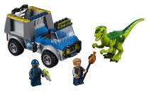 Lego Jurassic World 10757 Vozidlo pro záchranu Raptora