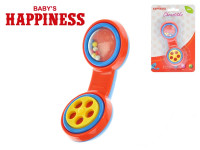 Chrastítko telefon 13 cm Baby´s Happiness
