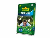 Hnojivo TRAVIN KRÁL TRÁVNÍKŮ s účinkem proti plevelům 20kg