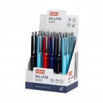 Sonto kuličkové pero kovové 24 ks display