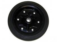 kolečko 350/30mm KL plné kov. disk