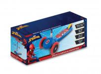 Koloběžka tříkolová Spiderman