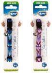 Obojek cat nylon DUVO+ Boho 20-30cm/10mm