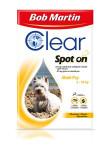 Bob Martin Clear spot on DOG S 67mg a.u.v. sol 1x 0,67ml (pipeta) - VÝPRODEJ