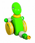 Tyranosaurus Rex tahací hračka
