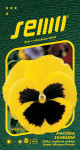 Semo Maceška zahradní - žlutá s okem 0,3g