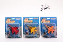 Akční letadla kovová