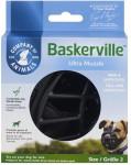Náhubek plast Baskerville černý The Company vel. 3 - VÝPRODEJ
