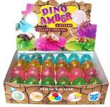 Sliz ve vajíčku dinosaurus