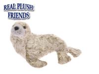 Tuleň plyšový 25 cm