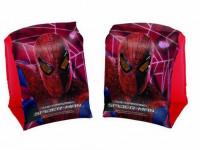 Nafukovací rukávky - Spiderman, 23x15 cm - VÝPRODEJ