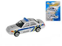 Auto policie kov/plast 7cm