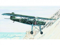 Model Fieseler FI-156 Storch 13,8x19,6cm