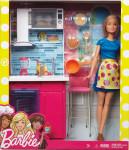 Barbie panenka a nábytek - VÝPRODEJ