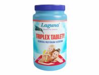 Tablety LAGUNA TRIPLEX 3v1 do bazénu 1kg