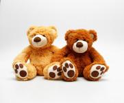 Plyšový Medvěd sedící 33 cm