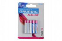 Baterie Grundig LR03/AAA 1,5 V alkaline