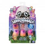 Hatchimals zářící zvířátka čtyřbalení s bonusem serie 4 - mix variant či barev