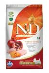 N&D Grain Free Dog Adult Mini Pumpkin Chick & Pomergranate 2,5 kg