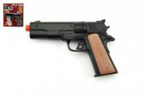 Pistole na kapsle 8 ran kov 12cm