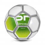 Spokey MERCURY Fotbalový míč vel. 5 šedo-zelený